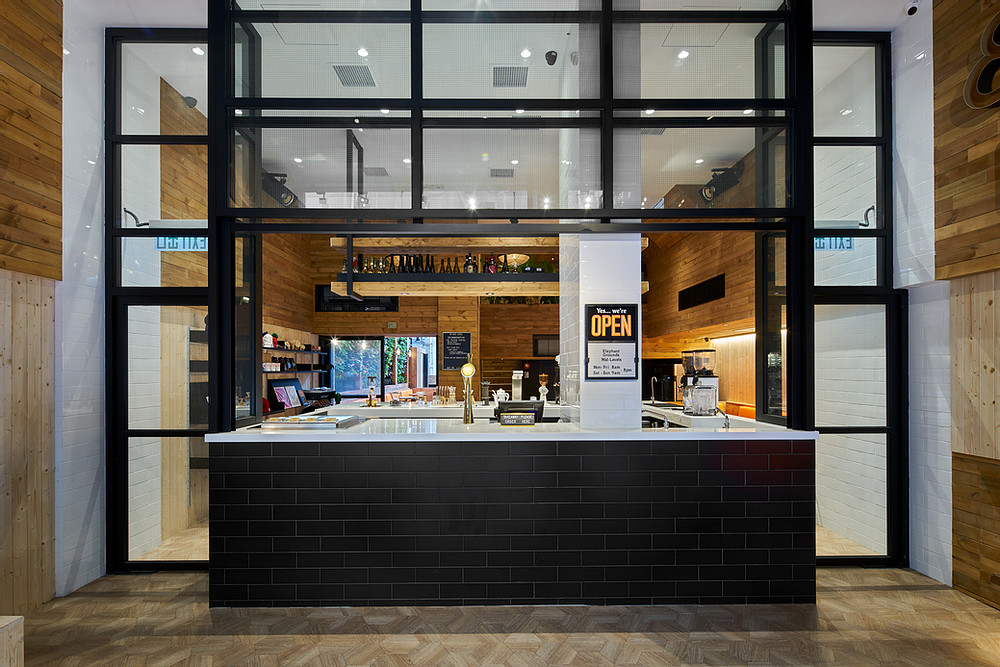 Elephant Grounds Coffee Mid Levels by James JJ Acuna of JJA / Bespoke  Architecture - Hong Kong